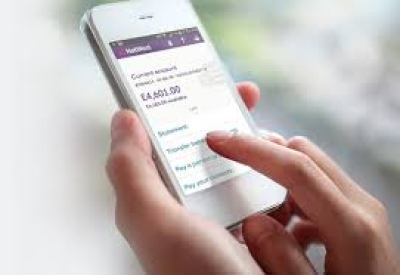 Banking at your finger tips