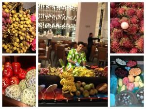 exotic thai fruits