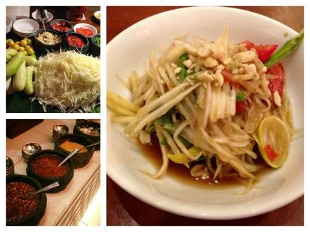 soum tham thai salad