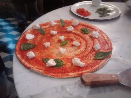 pizza al padrino 65