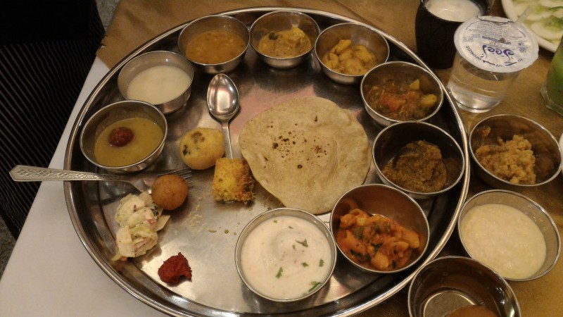 Grand Thali Tip top Plaza