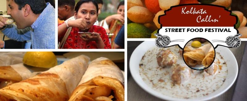 Kolkata Callin Street Food Festival 2015