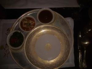 Awadhi Cuisine Menu