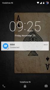 Lock Screen  of your phone