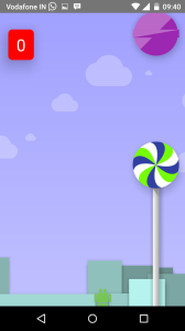 Android LollyPop Game